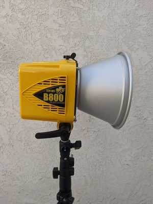 Alien Bees B800 flash Buff photography equipment for Sale in La Mesa, CA