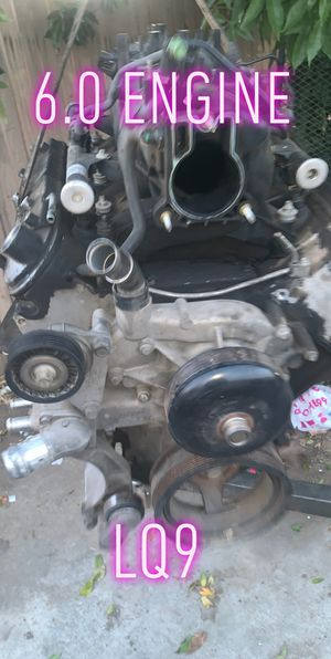 6.0 engine for sale LQ9 for Sale in Riverside, CA