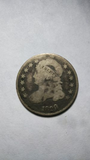 1829 capped bust dime, it is not a copy for Sale in Tampa, FL
