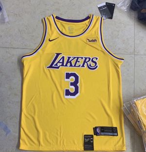 Anthony Davis Lakers Jerseys for Sale in Ontario, CA