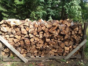 Cord of seasoned firewood for Sale in Grapeview, WA