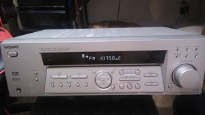 Sony STR-K740P FM STEREO FM-AM 80 WATT RECEIVER for Sale in Houston, TX