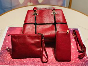 Red purse set for Sale in Naugatuck, CT