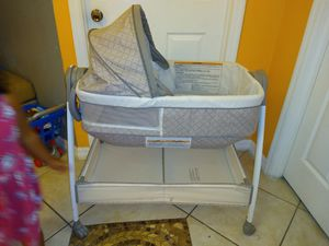 Bassinet/changing table for Sale in Bonita Springs, FL