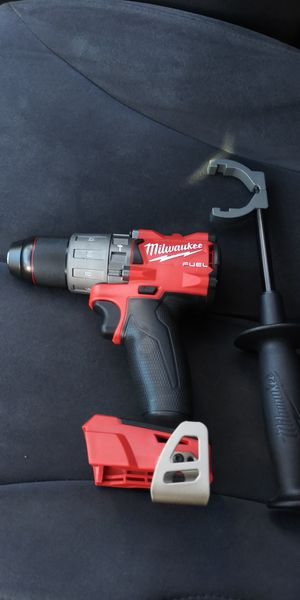 Up for sale 3rd gen Milwaukee M18 Hammer Drill Bare Tool for Sale in San Diego, CA