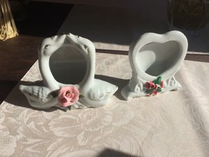 Cute heart shaped picture frames for Sale in Merrick, NY