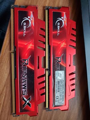 DDR3 RIPJAWS X 16GB for Sale in Martinsburg, WV