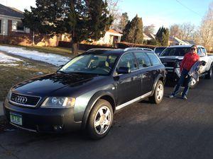 2004 Audi allroad for Sale in Denver, CO
