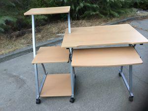 Office desk computer table for Sale in Suisun City, CA