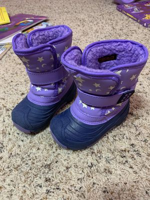 Girls snow boots for Sale in Hampton, VA