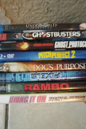 Blu Ray for Sale in Santa Ana, CA