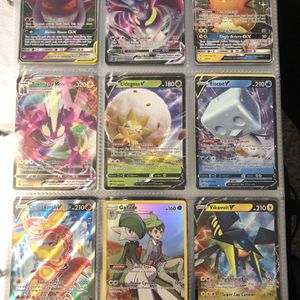 Holo Mint Condition Pokémon Cards (Have Hundreds More If Interested.) Give Me Card And Price. Will Trade As Well. for Sale in Modesto, CA