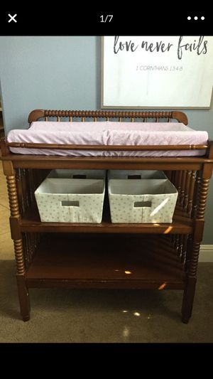 Baby Changing Table for Sale in Highland, CA