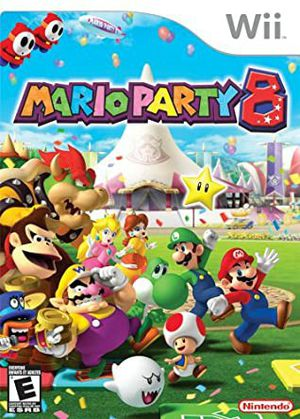 Looking to trade mario party 8 for super paper Mario for Sale in Vancouver, WA
