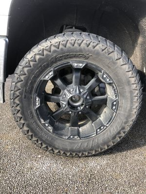 20 in wheels and tires for Sale in Memphis, TN