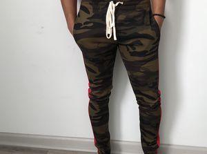 Camo with Red Stripe Track Pants!! New in bag! for Sale in Atlanta, GA