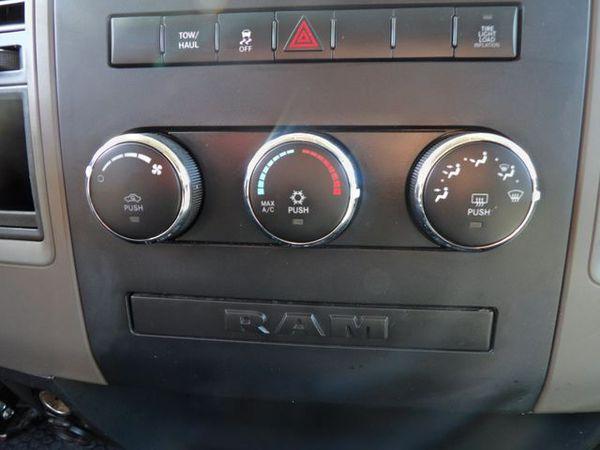 2012 Ram 2500 Crew Cab