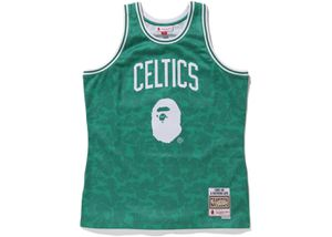 bape celtics jersey size m for Sale in Needham, MA