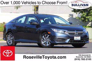 2017 Honda Civic for Sale in Roseville, CA