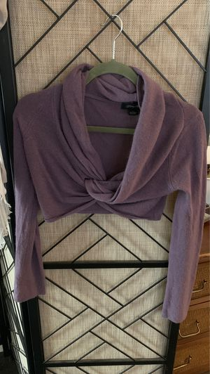 Cashmere shrug for Sale in Long Beach, CA