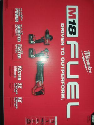 Milwaukee Fuel 3 piece kit for Sale in Alexandria, LA