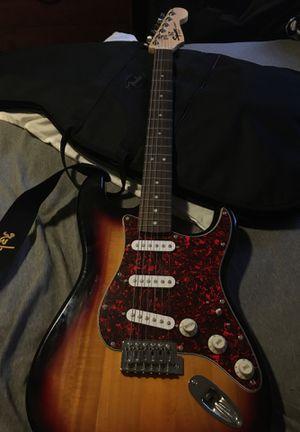 Sqrier by fender guitar for Sale in Hyattsville, MD