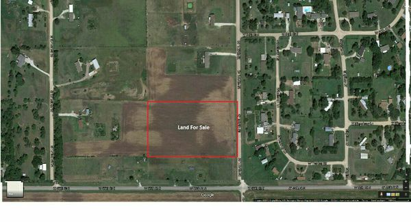 4.65 Acre Lot for Sale Clearwater KS,