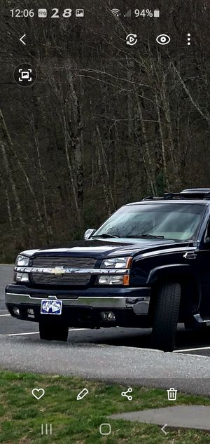 Chevy avalanche part for sale for Sale in Kissimmee, FL