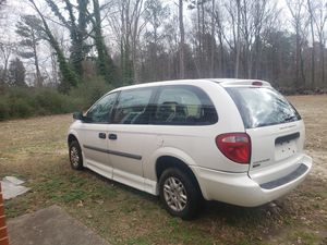 2007 dodge grand caravan wheelchair accessible for Sale in Richmond, VA