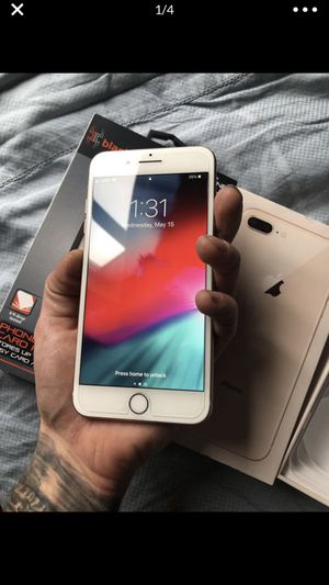iPhone 8plus for Sale in Chico, CA