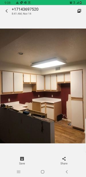 KITCHEN CABINETS for Sale in Santa Ana, CA