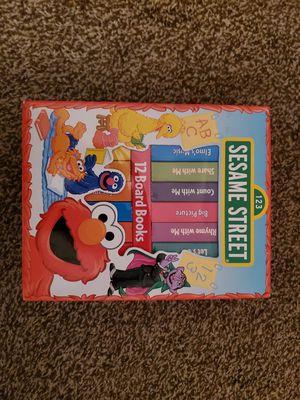 Sesame Street Board Books *please read full post* for Sale in Las Vegas, NV