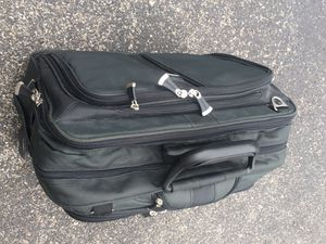"""Kensington Contour Balance Notebook Roller - Notebook carrying case - 15.4"""" - onyx for Sale in Houston, TX"""