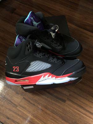 Air Jordan 5 Top 3 Sz 8 for Sale in Miami, FL