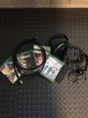 Xbox One Items for Sale in Belleville, IL