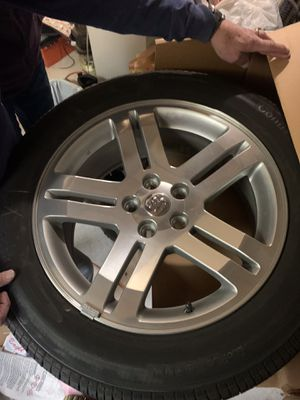 FOR SALE!! 2005 Dodge Magnum RT OEM wheels. for Sale in Westminster, CO