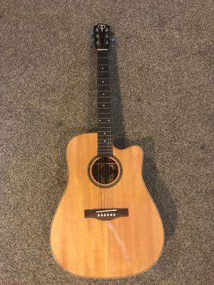 Teton acoustic electric guitar for Sale in Sumner, WA