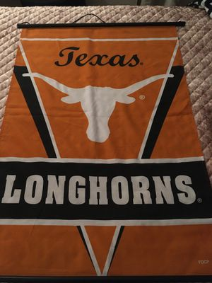 Texas Longhorns banner for Sale in Knoxville, TN
