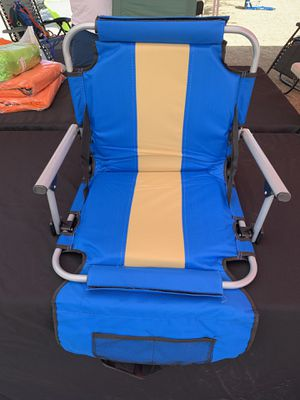 Stadium chair for Sale in Alhambra, CA