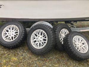 Jeep Wheels & New Tires for Sale in Tukwila, WA