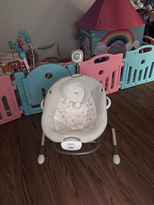 Baby swing for Sale in Adelphi, MD