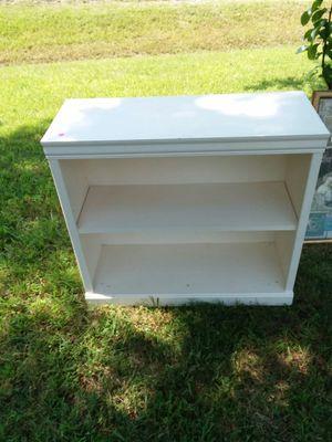 Small cream shelf for Sale in La Vergne, TN