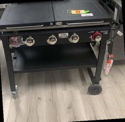 BLUE RHINO GGC1643L GAS GRIDDLE LG BS for Sale in China Spring,  TX