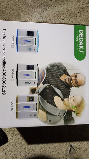 Home health care oxygen concentrator for Sale in Corona, CA
