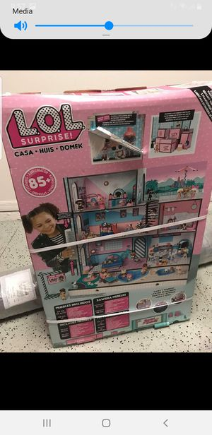 Lol Doll House for Sale in Tampa, FL