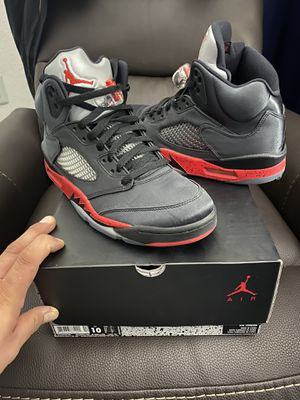 Air Jordan's 10 and 5. Shoot me and offer! for Sale in Victorville, CA