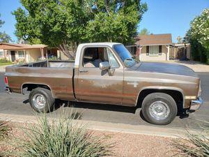 1985 silverado c10 Chevy short bed for Sale in Mesa, AZ