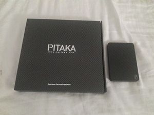 Pitaka Carbon Fibers Cards Wallet for Sale in Fairfax, VA