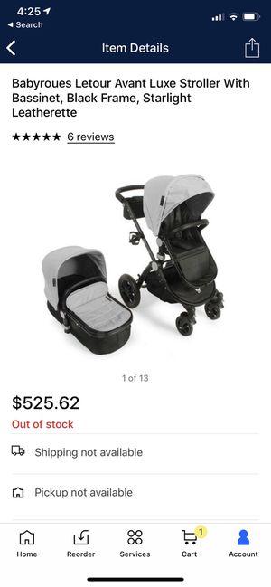Brand new in the box baby stroller for Sale in Copperton, UT