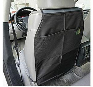 Ayygift 2pcs Auto Seat Back Protector Car Seat Cover Organizer Kids Kick protectors for Sale in Euless, TX